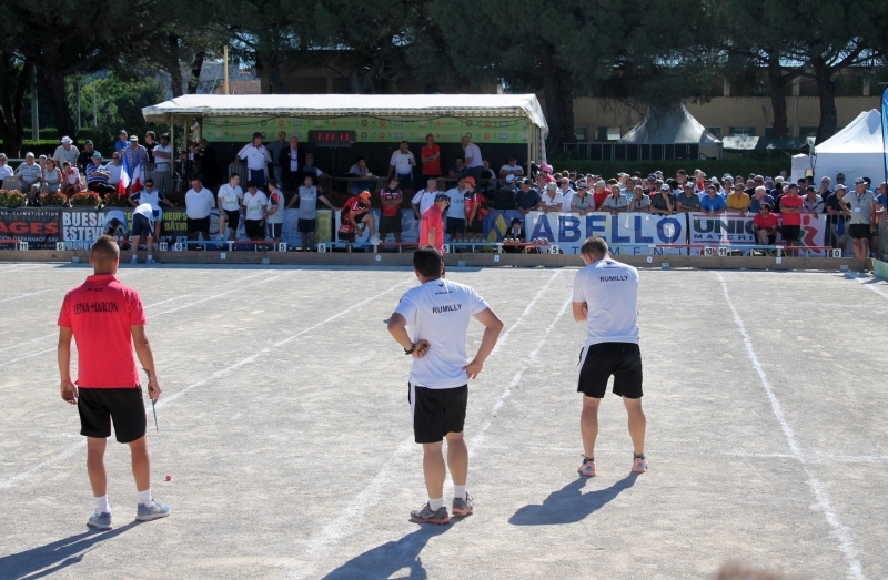 FRANCE DOUBLES 2016 A BEZIERS 042