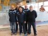 FIGEAC : Bruno Aguera, SYlvain Caput, Michel Lagarrigue, Michel Artaud, Philippe Pasquet