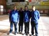 CAHORS : Jean Pierre Clair, Michel Loubet, Lucas Clair, Lucas Alberto