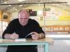 Jef Miquel dédicace son livre : Les boules, ma vie , ma passion