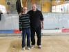 Yannick Rabassa (Figeac) et son équipier du jour Jef Miquel
