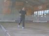 Jean Luc Cance  tire malgré la brume !!!