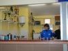 Préparation des café par Philippe
