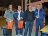 Vainqueurs du concours : T. Vermande, P. Grillet, G. Laubie, J.J. Deval (Figeac)