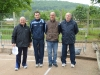 Vonvon Sounillac,Jean Pierre Gourlot, Bruno Aguera, Coco Aleyrangues (Figeac)