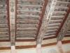 Plafond de la pièce du 1er étage