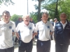 Jean Pierre Gourlot, Coco Aleyrangues, Alain Jean, Julien Mucci