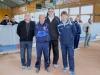 FIGEAC :Jean Charles Escudier, Michel Destruel, Philippe Lafabrie, Gilles Colas