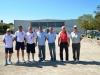 Equipe 4 è division : Lagarrigue / Do Amaral( Figeac) & Coudert / Valverde (Souillac)
