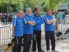 L\'équipe  Romec de Decazeville