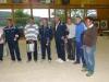 L\'équipe Sépet G./Do Amaral P./Roques J.F./Godard P.