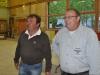 Les Co-Présidents J.C. Rochy et T. André