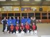 Les équipes de Cahors et de St Jory