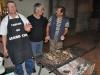 "Les supers  cuisiniers à la \"" sardinade \"""