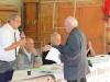 Remise de médailles à Jean Pierre (Quatre Routes)