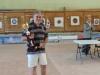 Alain Chevalier (Responsable de l'AS I de Figeac 1/2 Finaliste du Championnat de France 2013 / 2014