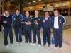 L'équipe G. Laubie , les Co-Présidents et J.P.