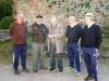 Visite de nos sociétaires par Mr Guy  De Braquillanges ( Propriétaire du château)